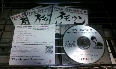 アルバム【NexGroove!!】縮小版.JPG